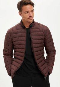DeFacto - Light jacket - bordeaux - 3