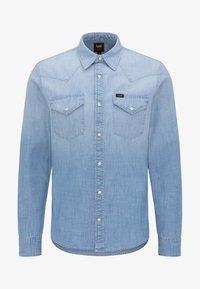 Lee - WESTERN  - Koszula - faded blue - 5