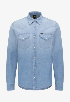 WESTERN  - Shirt - faded blue