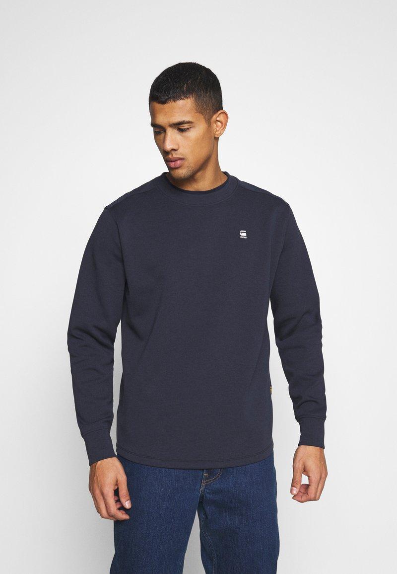 G-Star - LASH R SW L\S - Sweatshirt - saturn/mazarine blue