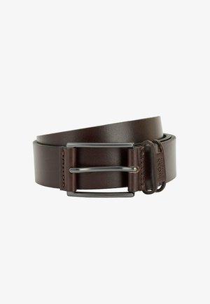 SAMU - Belt - dark brown