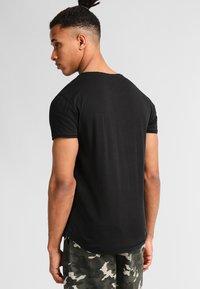Pier One - T-shirt - bas - black - 2