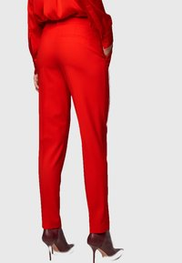 BOSS - TILUNA - Trousers - red - 2