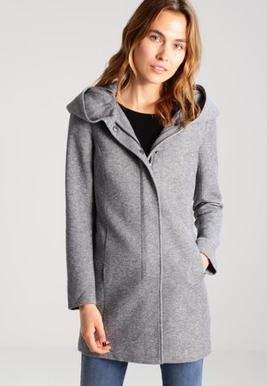 ONLSEDONA - Cappotto corto - light grey melange
