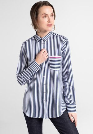 MODERN CLASSIC - Button-down blouse - blue  denim