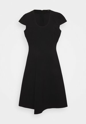PARIS DARLING DRESS - Vapaa-ajan mekko - black