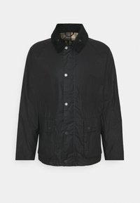 SELBIN - Summer jacket - royal navy