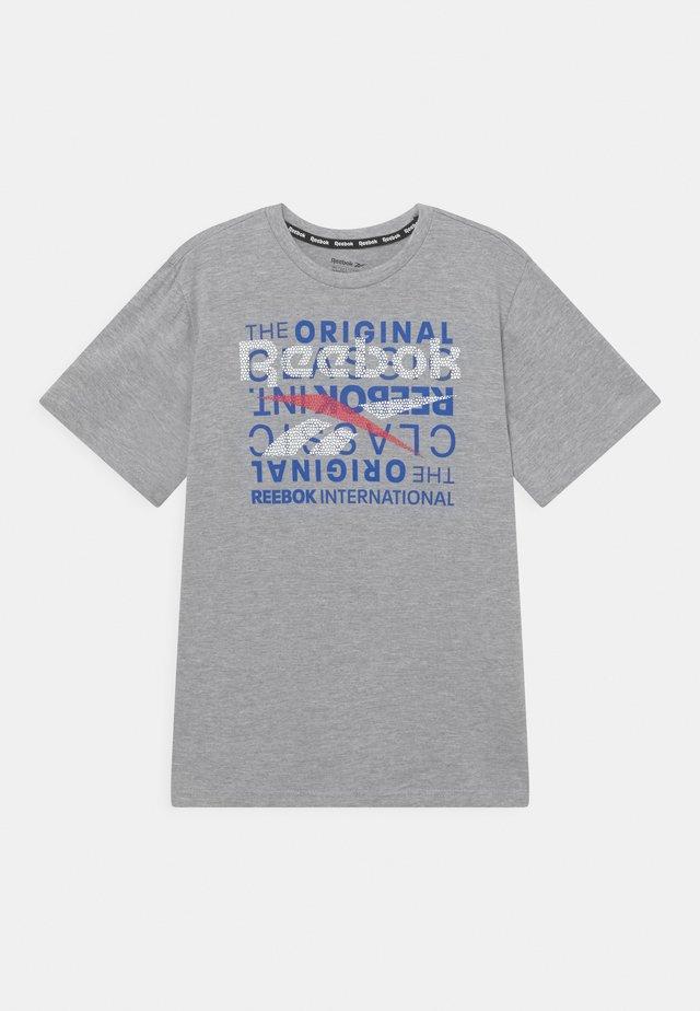 ORIGINAL CLASSIC TEE - T-shirt print - light heather grey