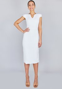 True Violet - Korte jurk - white - 1