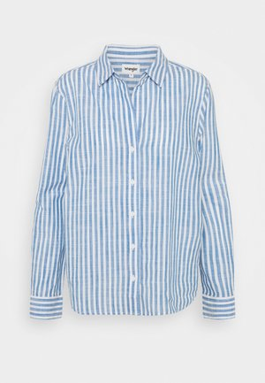 STRIPE - Blouse - strong blue