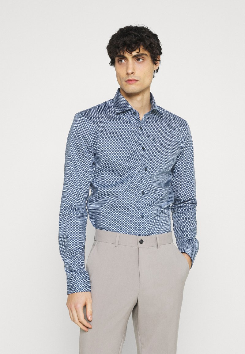 OLYMP No. Six - Formal shirt - bleu