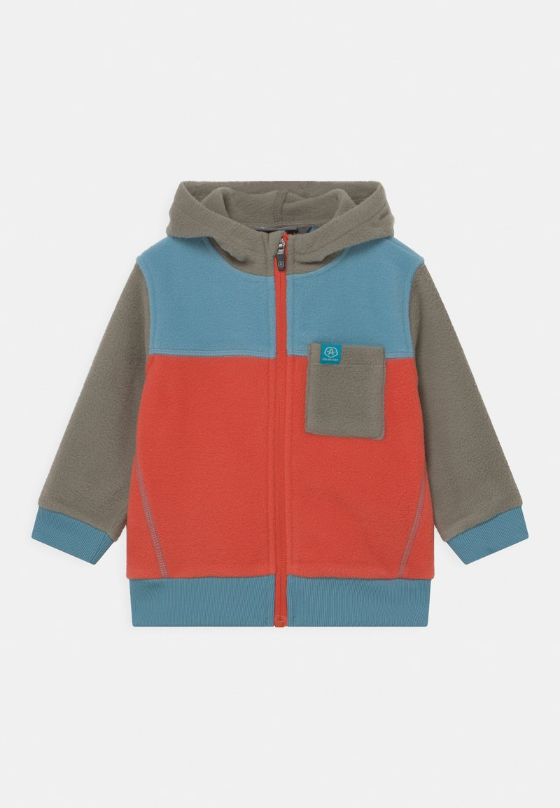 Color Kids - MINI UNISEX - Fleece jacket - delphinium blue