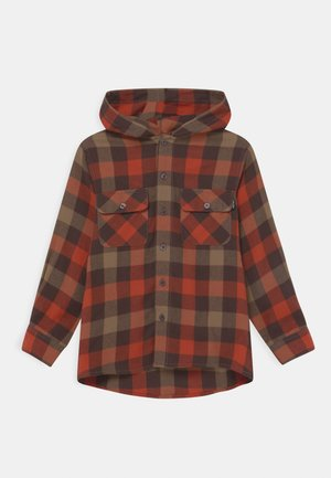 RIZZ - Overhemd - red/brown