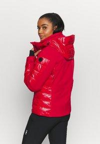 8848 Altitude - ALIZA JACKET - Ski jacket - red - 2