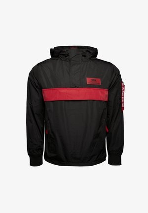 DEFENSE - Windbreaker - black