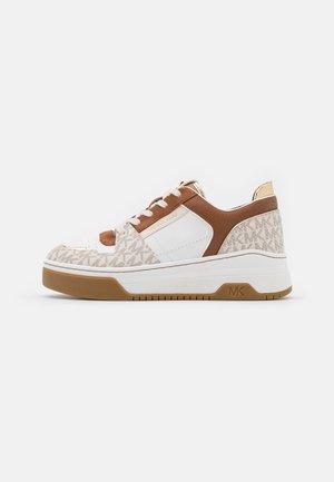 LEXI  - Sneaker low - optic white/multicolor