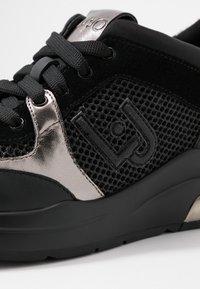 Liu Jo Jeans - KARLIE  - Sneakers laag - black - 2