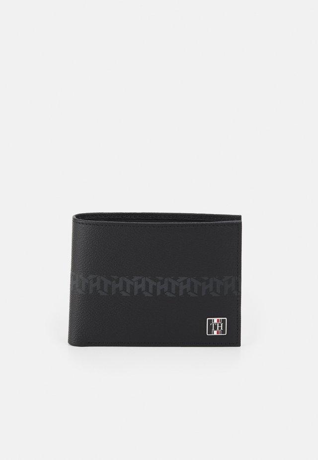 MONOGRAM EXTRA AND COIN - Portafoglio - black