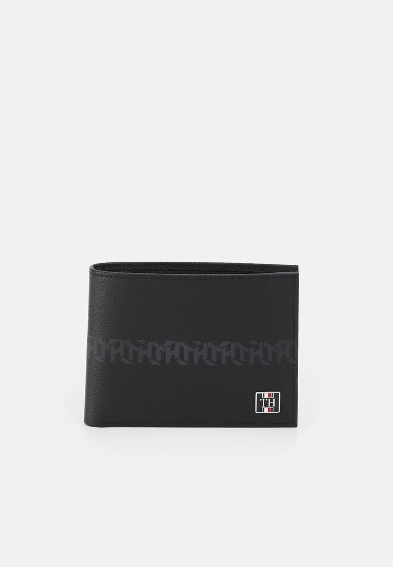 Tommy Hilfiger - MONOGRAM EXTRA AND COIN - Wallet - black