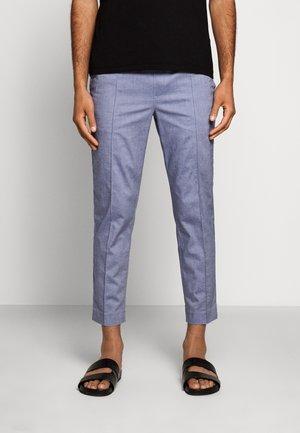 OXFORD MODERN PANT  - Trousers - marine blue