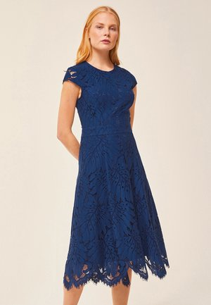 Cocktail dress / Party dress - indigo