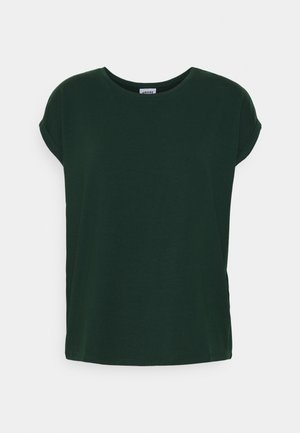 VMAVA PLAIN - Basic T-shirt - pine grove