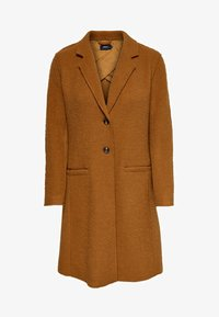 ONLY - Classic coat - pumpkin spice - 4