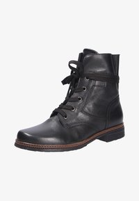 Gabor - Ankle boots - schwarzcognac (27) - 0