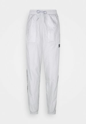 SPORTS INSPIRED PANTS - Tracksuit bottoms - solid grey
