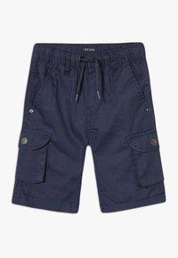 Blue Seven - SCHLUPF-BERMUDA - Shorts - dunkelblau original - 0