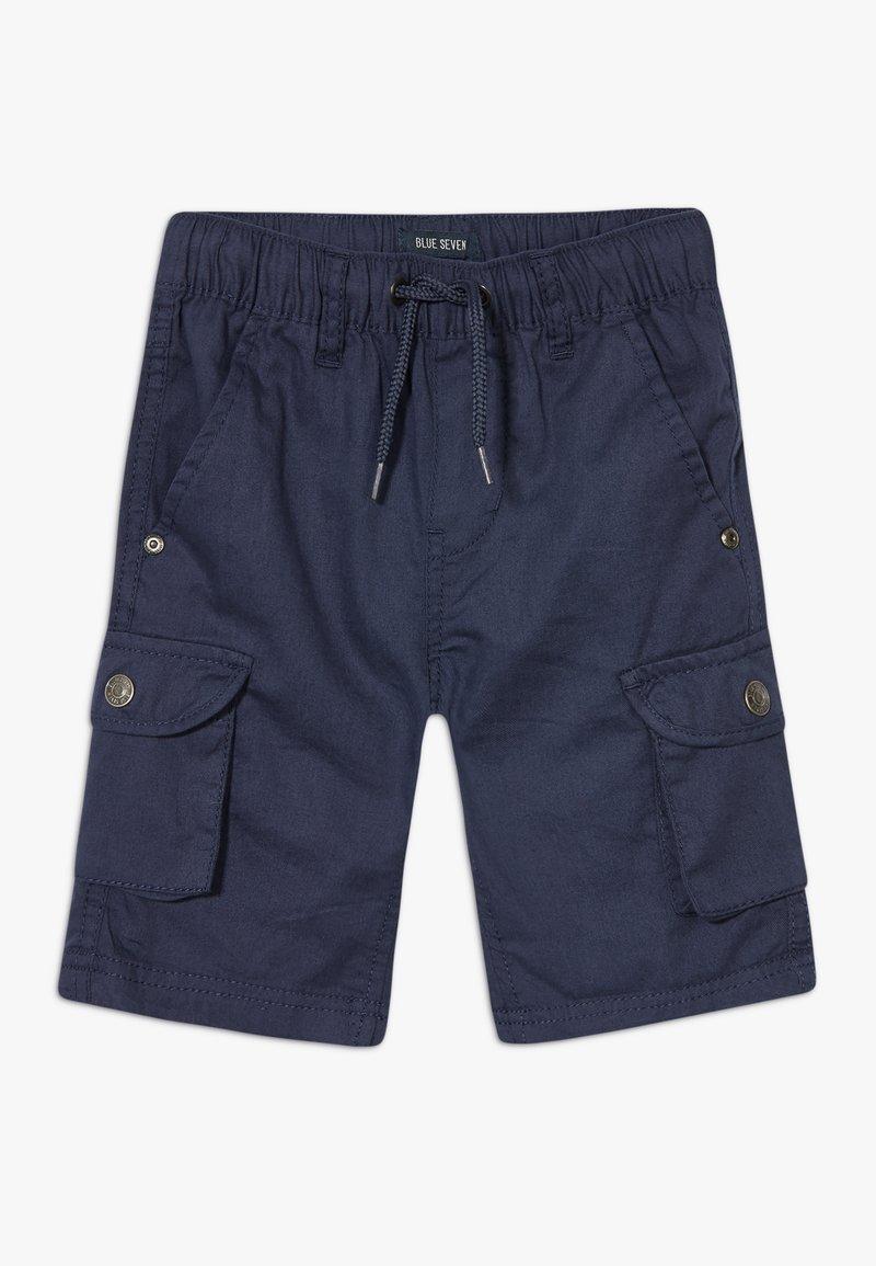 Blue Seven - SCHLUPF-BERMUDA - Shorts - dunkelblau original