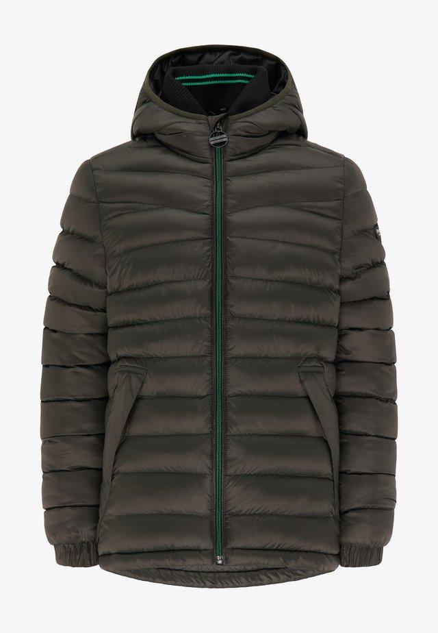 Winter jacket - forest