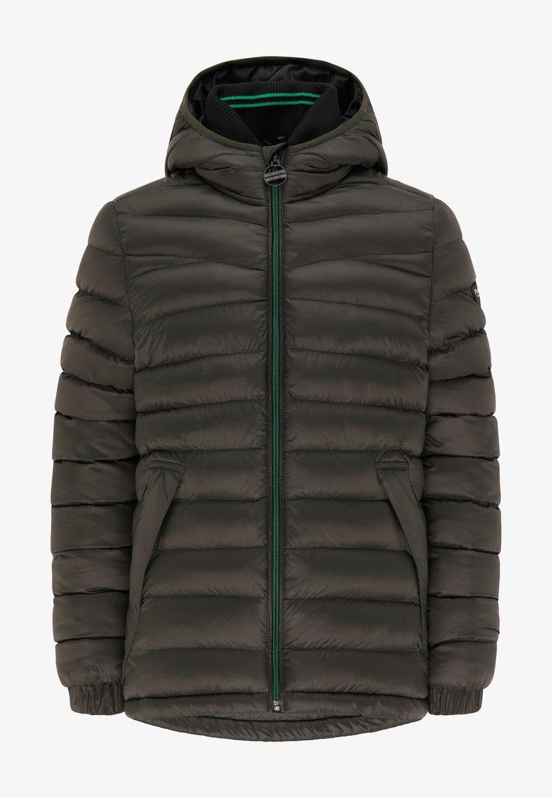 Petrol Industries - Winter jacket - forest