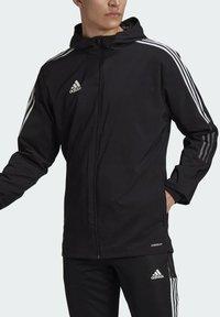 adidas Performance - Træningsjakker - black - 3
