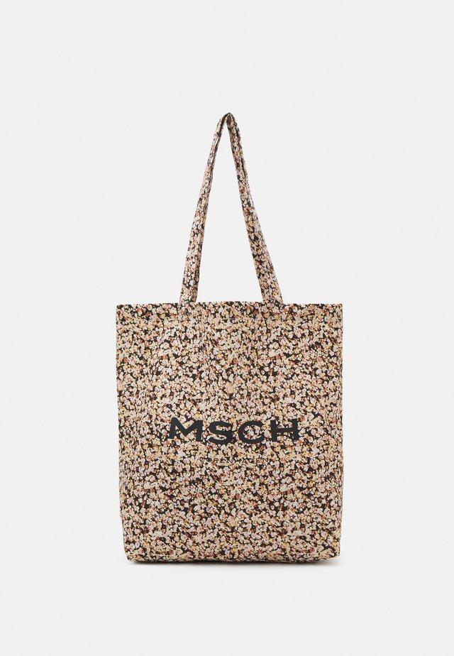 ORGANIC LOGO SHOPPER - Shopping bag - multi-coloured