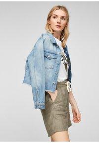 s.Oliver - Denim jacket - light blue - 6