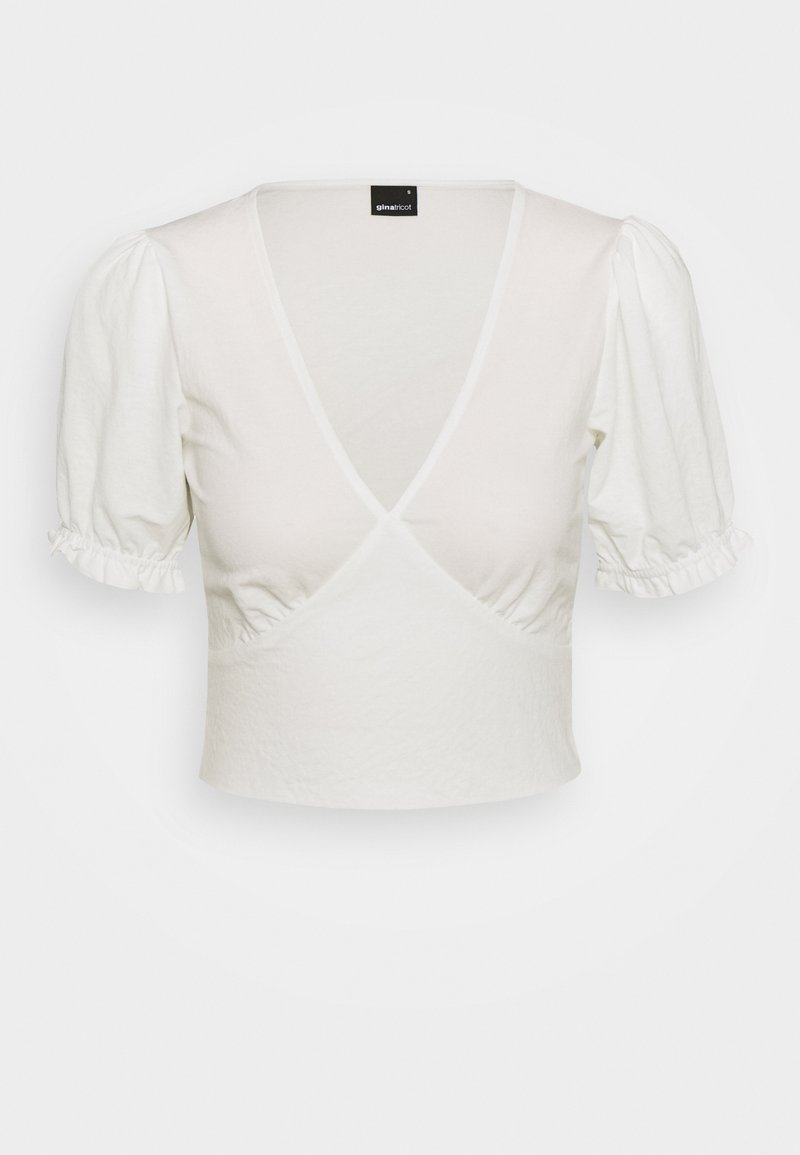 Gina Tricot - KATHY - Bluser - offwhite