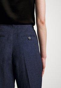 WEEKEND MaxMara - RAGUSA - Kalhoty - blau - 4