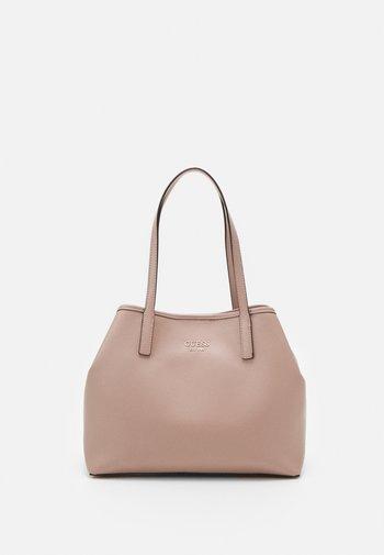 VIKKY TOTE SET - Handbag - rosewood