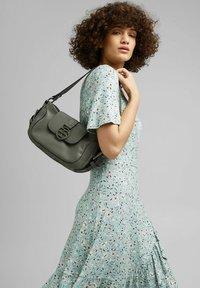 Esprit - HALLIE  - Handbag - olive - 0