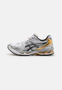 ASICS SportStyle - GEL-KAYANO 14 UNISEX - Trainers - white/pure gold - 1