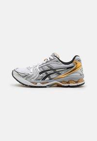 ASICS SportStyle - GEL-KAYANO 14 UNISEX - Tenisky - white/pure gold - 1