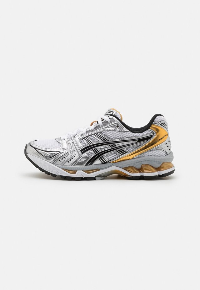 GEL-KAYANO 14 UNISEX - Zapatillas - white/pure gold