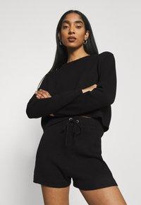 Even&Odd - SET - Pullover - black - 3