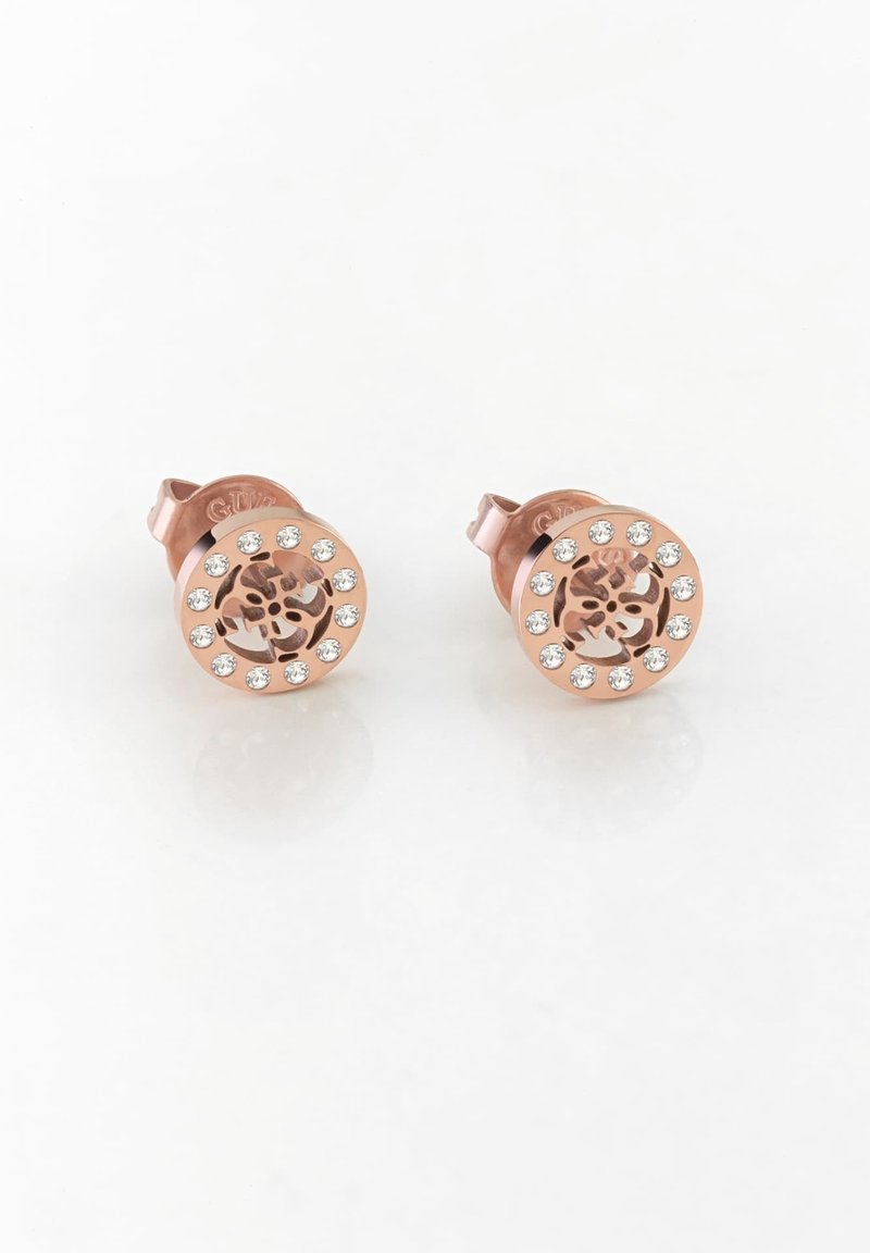 Guess - GUESS MINIATURE - Earrings - light pink