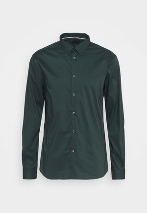 MASANTAL SLIM FIT - Camisa elegante - dark green