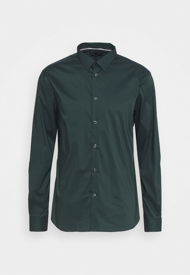 MASANTAL SLIM FIT - Zakelijk overhemd - dark green