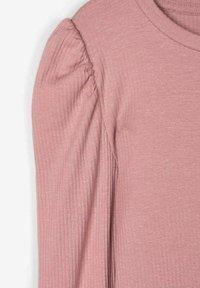 Name it - NKFKABEXI SLIM - Long sleeved top - woodrose - 2