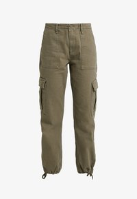 BDG Urban Outfitters - AUTHENTIC CARGO PANT - Cargo trousers - khaki - 3