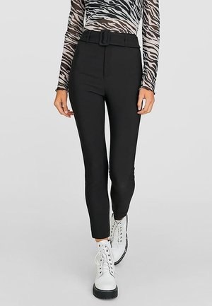 04505589 - Trousers - black